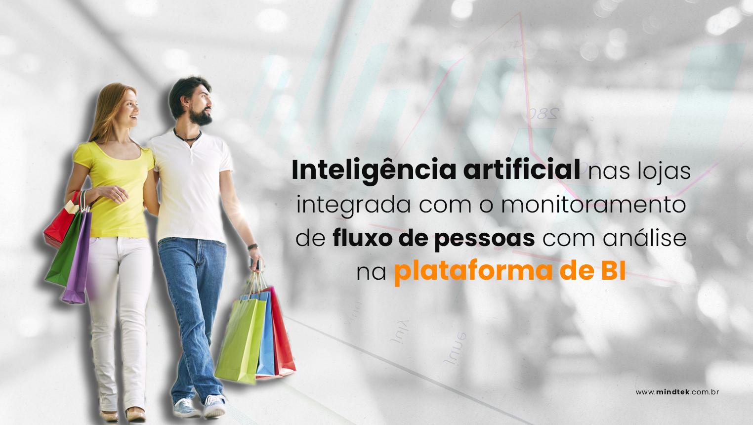 Shopper track e plataforma de business intelligence